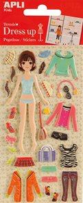 Oblékací panenka - Brenda