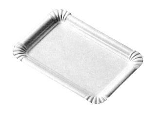 Tácky č. 3 - papírové 11 x 17 cm ( 100 ks )