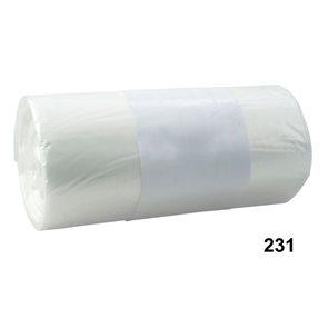 Pytle na odpad 65 l - čiré ( 50 ks )