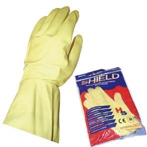 Úklidové gumové rukavice velikost S