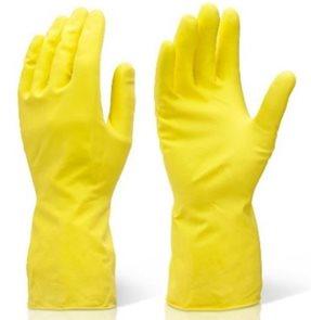 Úklidové gumové rukavice ADAM - velikost L