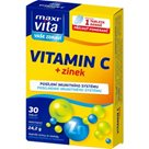 MaxiVita Vitamin C + zinek