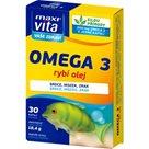 MaxiVita Omega 3 - rybí olej