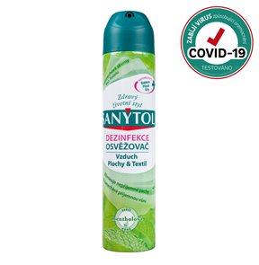 Sanytol dezinfekční osvěžovač vzduchu, ploch a textilií 300 ml
