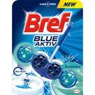 Bref Blue Aktiv závěs na WC - Eucalyptus