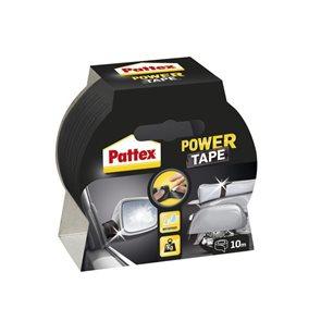 Pattex Power Tape - černá 10 m