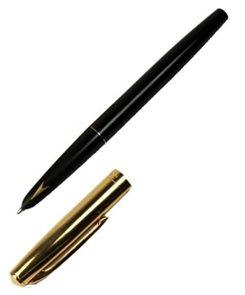 Kuličkové pero Čína  -  zlaté