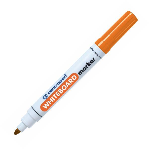Centropen Popisovač 8559 na bílé tabule - oranžový