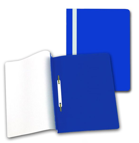 PP Rychlovazač plastový A4 1 ks - modrý