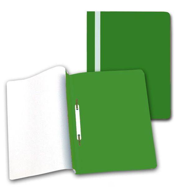PP Rychlovazač plastový A4 1 ks - zelený
