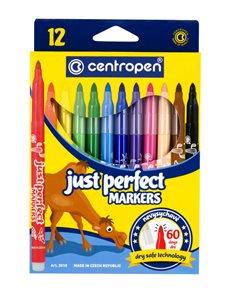 Centropen Popisovač  2510 Perfect - sada 12 barev