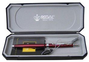 REGAL Psací souprava Reef kuličkové pero - červená