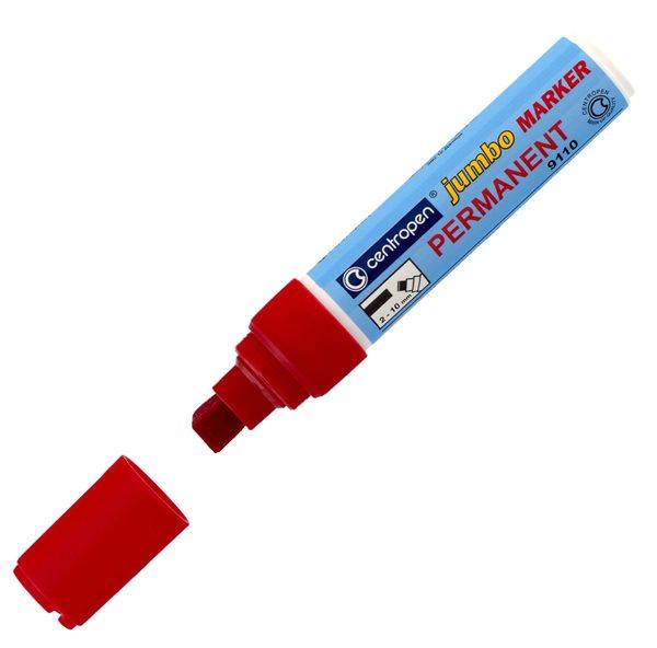 Centropen Popisovač JUMBO 9110 - červený