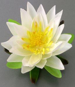 Umělý lotosový květ