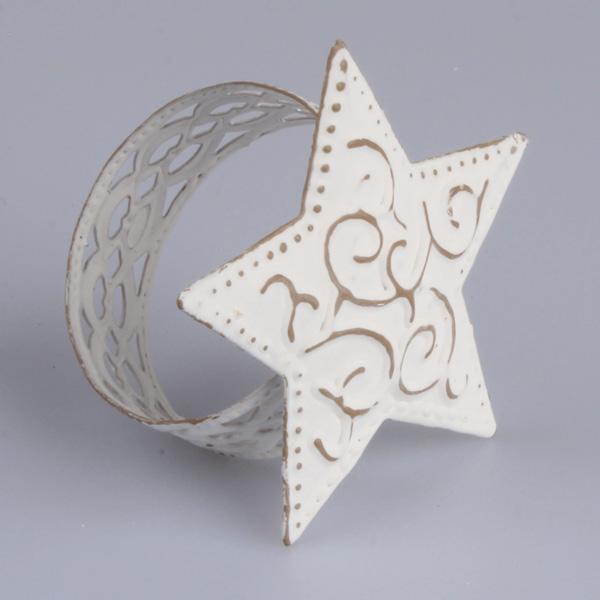 Kroužek na ubrousky Hvězda