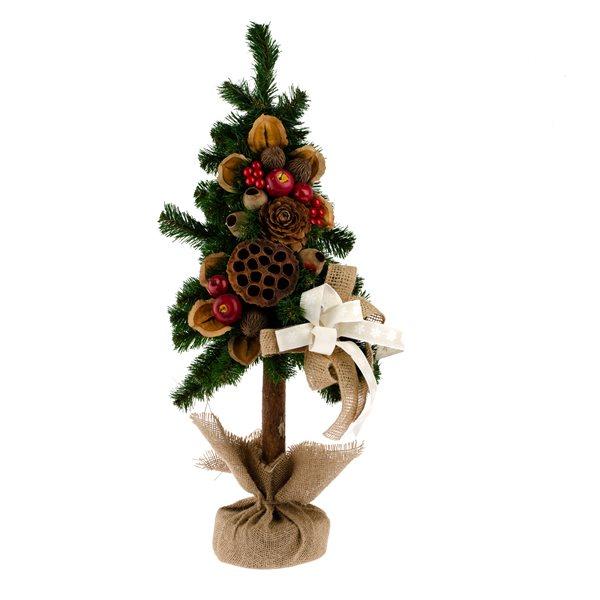 Dekorativní stromek 65 cm