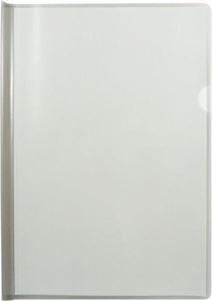 Desky s vázací lištou na 30 listů A4 - kouřové