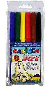 Carioca Popisovač Joy - 6 barev
