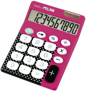Milan Kalkulačka 150610 DBR 10 míst - vínová