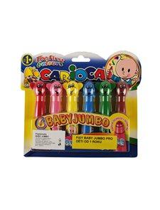 Carioca Popisovač  Baby Jumbo  - 6 barev