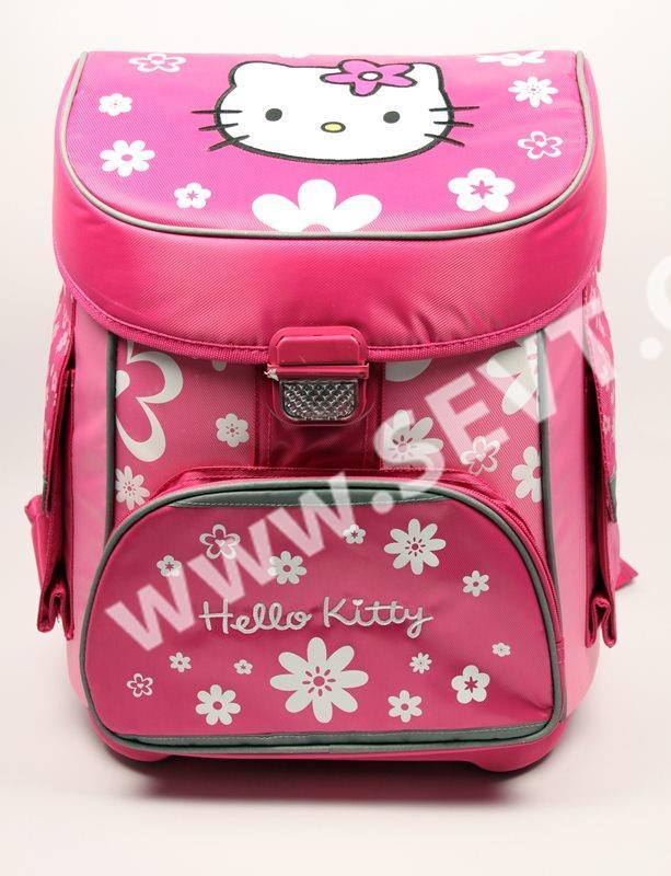 PP Školní aktovka Hello Kitty anatomická- vzor 2012 - SEVT.cz b7eba85675