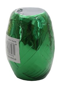 Stuha vázací metal 20m - zelená