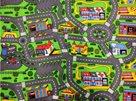 Dětský koberec City Life 133 x 165 cm