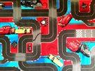 Dětský koberec Cars 3 - 80 x 120 cm