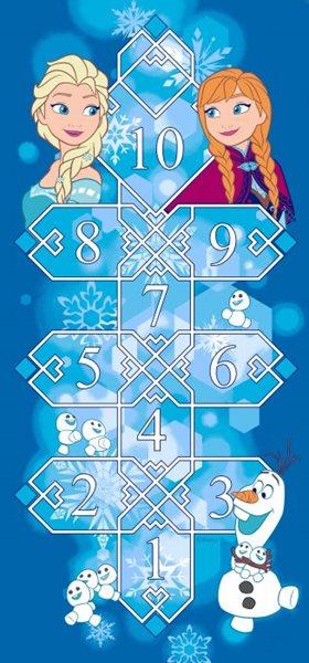 Dětský koberec Skákací panák Frozen 95 x 200 cm