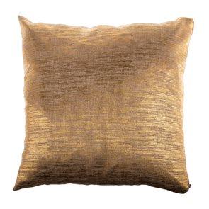 Povlak na polštář zlatý