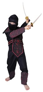 Kostým Ninja velikost M