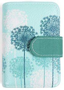 Albi Designová manikúra - Modré traviny