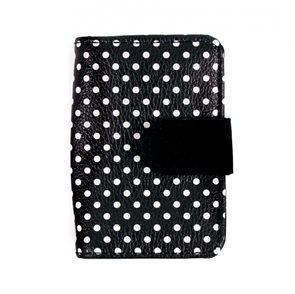 Albi Designová manikúra - Puntíky černá