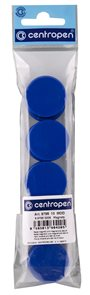 Centropen Magnety 9795 10 ks - modré