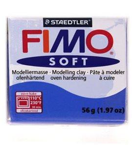 Modelovací hmota FIMO soft 56 g - 33 barva modř brilantní