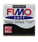 Modelovací hmota FIMO soft 56 g - 9 barva černá