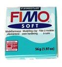 Modelovací hmota FIMO soft 56 g - 39 barva mátově zelená