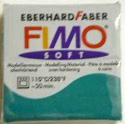 Modelovací hmota FIMO soft 56 g - 56 barva smaragdově zelená