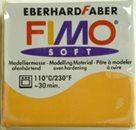 Modelovací hmota FIMO soft 56 g - 76 barva koňakově hnědá