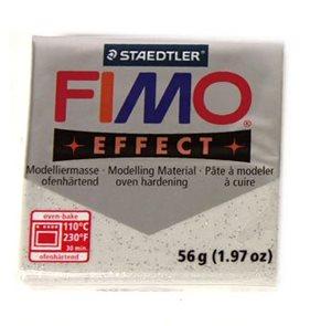 Modelovací hmota FIMO soft 57 g - 812 třpytivý efekt - stříbrná