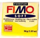 Modelovací hmota FIMO soft 56 g - 10 citrónově žlutá