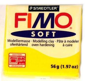 Modelovací hmota FIMO soft 57 g - 10 citrónově žlutá