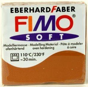 Modelovací hmota FIMO soft 56 g - 7 hnědá
