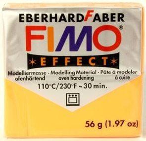 Modelovací hmota FIMO soft 56 g - 404 transparentní oranžová