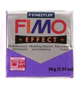 Modelovací hmota FIMO soft 57 g - 602 třpytivý efekt - fialová