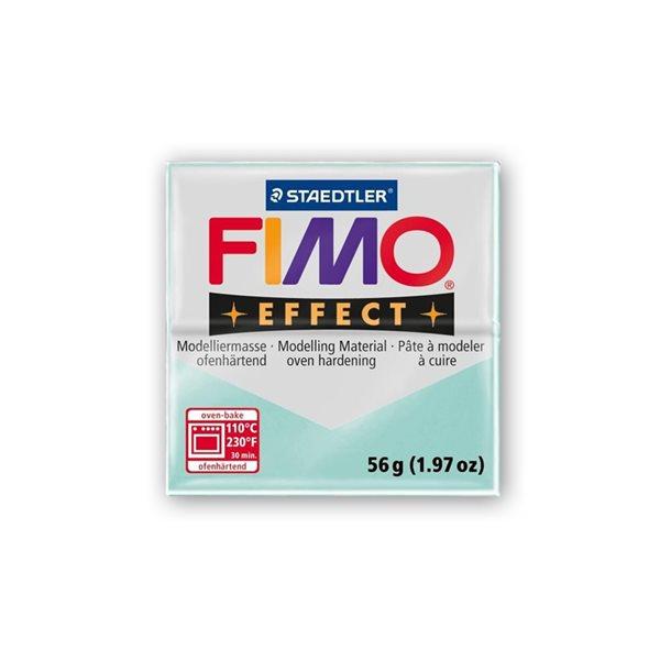Pastelová barva FIMO EFEKT 56 g máta