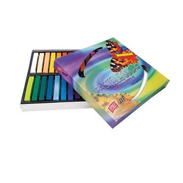 EASY Suché pastely EasyArt - 24 barev