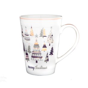Porcelánový hrnek 510 ml - Merry Christmas