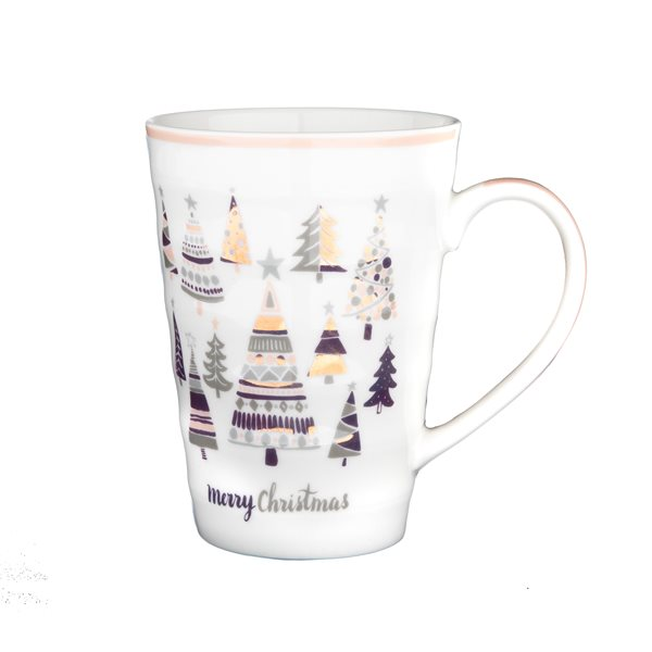 Porcelánový hrnek 510 ml - Merry Christmas