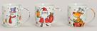 Porcelánový hrnek Vánoce 300ml